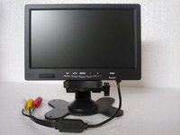 Wholesale Coaster inch RCA HD monitor Aerial photography monitor monitoring arm