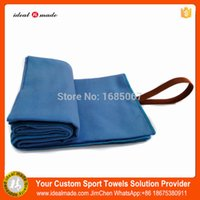 best yoga towel - Athletic Gym Sweat Absorbent Best Quality Hot Sale Custom Logo Sport Towel Manufacturer