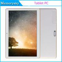 Android PC 9,6 pouces quad core show 5.1 Tablet Octa base MTK6592 3G fausse carte de 4 Go / 32GB Dual SIM de haute qualité