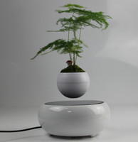 Wholesale 2 dhl New Invention creative return gift for birthday air plants floating bonsai for home business