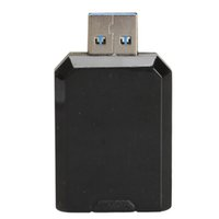 Wholesale Portable USB TO SATA Converter Adapter Black with LED R W Instructions