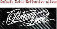 band logo stickers - Parkway Drive Band logo Car phone Laptop Decal Vinyl Sticker Car Truck Laptop Boat Decal Vinyl Sticker decal reflective silver