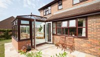 Wholesale conservatories windows hardwood