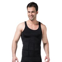 beer weight lifting - Slim vest Mens Slimming lift Shirt Weight Shaping Bodysuit Beer Belly Body Shaping Garment