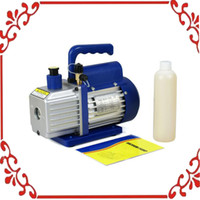 Wholesale 3 CFM Rotary Vane Vacuum Pump HP HVAC R134a Air Refrigerant Conditioning