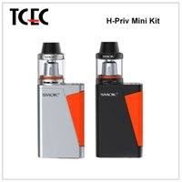 Wholesale 100 Original Smok h priv mini kit with w h priv mod ml brit beast tank vs smok alien kit