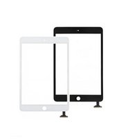 Wholesale For iPad Mini Touch Screen Digitizer Assembly with IC and Home Button Installed Black White For DHL