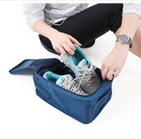 Wholesale Travel goods receive a travel package outdoor large volume waterproof receive bag portable footwear receive bag