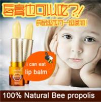 bee lip balm - 100 Natural Bee Propolis Vitamin E Lip Balm g No addtive Lip Care repair lip wrinkles long time super moisture