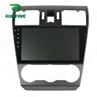 Wholesale Quad Core Screen Android5 Car DVD GPS Navigation Player for Subaru Forester Deckless Radio Bluetooth Steering Wheel Control