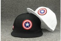 Wholesale The captain of the hat of the South Korean woman ran the male hat of the summer new men s baseball cap