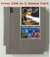 Wholesale Free in1 game card Rockman123456 MarioBros NinjaTurtles Kirby s Adventure NES Pins Game Cartridge Replacement Shell