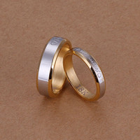 Wholesale hot high quality18k forever love ring Man new Women fine sterling silver charm crystal jewelry set fashion jewelry CS119