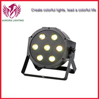 Wholesale Hot Sell LED Par x12W RGBW IN1 LED Luxury DMX Channels Led Flat Par Stage Light
