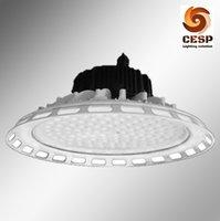 aluminum dia casting - Ultra thin dia cast aluminum W W W W LED high bay light fixture with loop or E40 E39