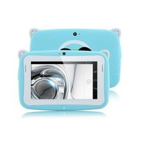 baby blue tab - DHL Free Inch KIDS Android Tablets PC WiFi Dual camera tab gift for baby and kids tab pc MB GB KIDS tab inch tablet pc