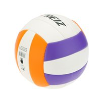 Wholesale Official Size PU Volleyball Match Volleyball Indoor Outdoor Training Ball For Student Children Kid Beach Game Training order lt no track