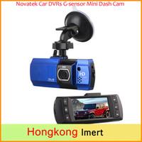 acura vision - AT500 Car DVD DVRs Novatek Car Camera WDR Video Recorder Full HD P Dash Cam G sensor Night Vision Mini Comcorder