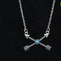 arrow twist - Cupid Love Arrow Pendant Necklace Jewelry Choker Clavicle Chain