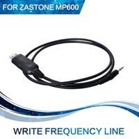 Wholesale USB Programming data Cable for Zastone MP Mobile transceiver