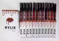 Wholesale 12 colour choose Bundle Kylie Lip Kit by Kylie Jenner Lipstick Gloss No Lip Liner NEW