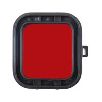 Wholesale New Professional Diving Housing Red Filters for GoPro Hero Camera Scuba