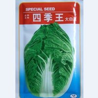 baby vegetable seeds - Vegetable seeds The king of the four seasons cabbage imported premature baby cabbage Disease resistance to low temperature high yield g b