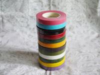 Wedding floral tape - 1rolls color floral tape green floral tape