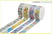 Wholesale high quality washi paper tape clearance size mm x m