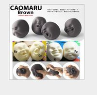 Wholesale New Face to vent ball face face doll to vent pressure relief vent ball four expression