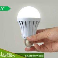 amazing savings - LED Emergency Light Household power Rechargeable Amazing intelligent light W7W9W Power energy saving lamp Outdoor Lighting Bulb