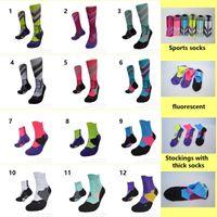 basketball manufacturer - 2016 Basketball sports socks fluorescent stockings stockings socks with thick socks manufacturers selling acetate fiber fabrics