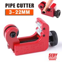 Wholesale SEDY Pipe cutter stainless steel bellows dedicated private cutter cutter pipe knife cutter pipe tools scissors