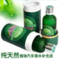 Wholesale Perfume perfume adcictive ML aromatherapy essential oils of automotive supplies automotive vehicle g