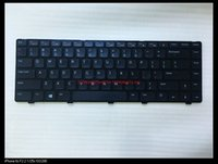 Wholesale original For DELL Latitude laptop black US keyboard T5M02 T5M02 MP K63US W