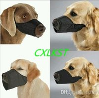 Wholesale Adjustable Dog Pet Puppy Muzzle Mouth Stop Biting Barking Nipping Chewing Safety Brand New