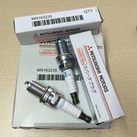 Wholesale 4pcs Genuine Auto Candle NGK FR5EI MN163235 Car Spark Plugs For Applicable Outlander B11 Jin Hyun MN163235 Iridium Spark Plug