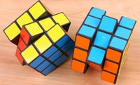 Wholesale 6 Color x5 x5 Puzzle Spring Speed Toy Twist Magic Cube Brand New And Good Quality