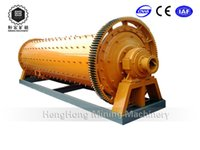 Wholesale Jiangxi Mineral Ore Cylindrical Ball Mill for Grinding Machine