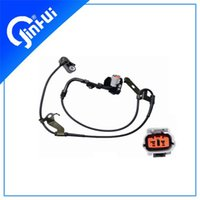 Wholesale 12 months quality guarantee ABS sensor for MAZDA M6 OE no GJ644373XB