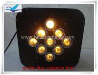 auto light shop - Online shopping pieces wireless led flat par x15w rgbwa stage lighting flat par for wedding party