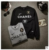couples sweater - Hot Sales Couple models new winter men s cotton sweater small fragrant wind classic mix and match casual street