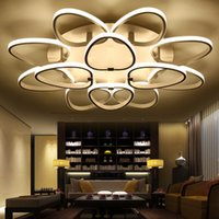Wholesale Dimmable ceiling lights led post modern simple romantic warm pendant light fixture for living room bedroom ceiling lighting CE ROHS