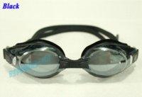 Wholesale Waterpro anti fog anti ultraviolet adult swimming diving goggles men women power coating swiM glasses price Diving Masks