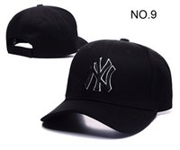 ball loop - Hot sell Yankees Cap Hip Hop MLB Snapback Caps NY Hats MLB Hat Unisex Sports New York Adjustable Bone Women casquette Men headware