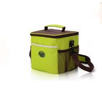 achat en gros de sac de glace de chaleur-Vente en gros isolant portable sac épaississement tissu Oxford prendre la conservation de la chaleur boîte de stockage froid plus frais sac sac de glace portable extérieur