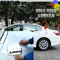 auto solutions cars - For Honda Accord Car Styling Car Auto Oil Fuel Tank Cover Cap Gas Lid Best Solution For MOMO TRD