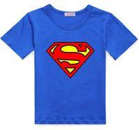 оптовых t shirt-Мальчики Одежда Лето Детские футболки мальчиков Одежда мягкий хлопок одежды Дети футболки Baby Boy футболка