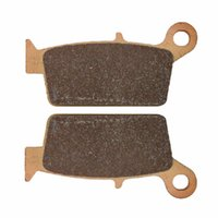 Wholesale Motorcycle discs Copper Based Sintered FA131 Rear Brake Pads For GOES G XM