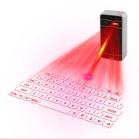 Wholesale Bluetooth Virtual Laser keyboard Portable with Mini Bluetooth Speaker for Ipad Iphone Tablet PC Notebook